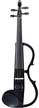 Yamaha Model SV-130SBL Concert Select Silent Violin