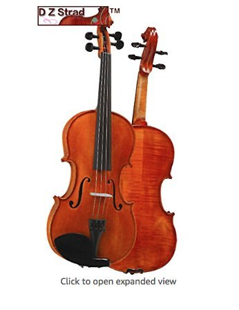 D Z Strad: Model 101 With Solid Wood 4/4 Full Size