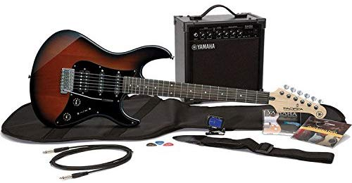 Yamaha Gigmaker Electric Guitar Package