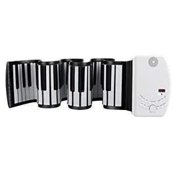 S88 Portable 88 Keys Roll Up Piano