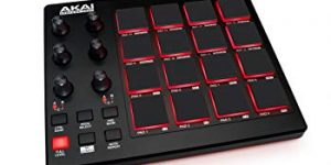 Akai Professional MPD218 | MIDI Drum Pad Controller With Software