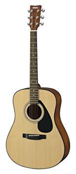 Yamaha F325D Acoustic Guitar, Natural