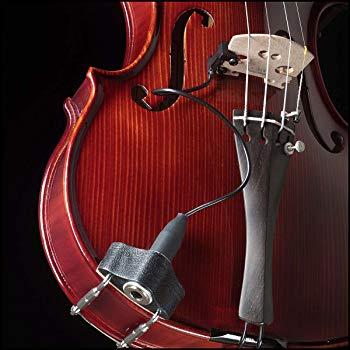 Barcus Berry 3100 Clamp-On Bridge Violin Piezo Pickup