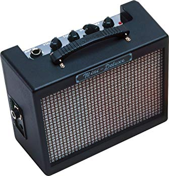 Fender Mini Deluxe Electric Guitar Amp