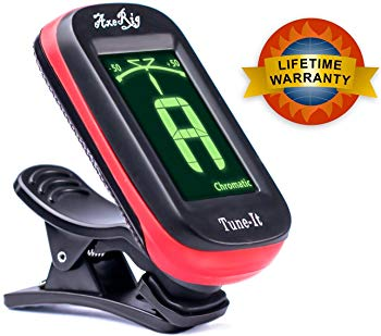 AxeRig Clip-On Chromatic Guitar Tuner