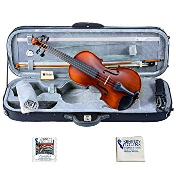 Bunnel Pupil Clearance Student Violin Outfit