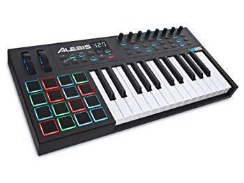 Alesis VI25 | Advanced 25-Key USB MIDI Keyboard & Drum Pad Controller