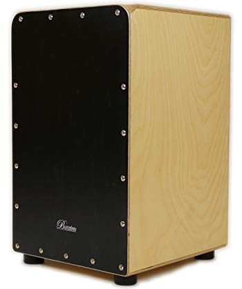 Barcelona Birchwood Cajon - Black