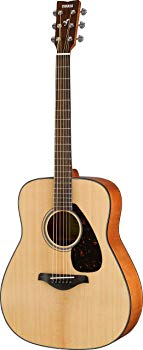 Yamaha HG800 Solid Top Acoustic Guitar