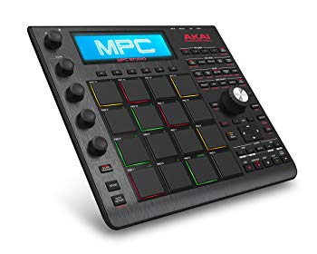 Akai Professional MPC Studio Black Music Production Controller With 7+GB