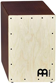 Mein Cajon With Internal Snares, Baltic Birch Wood Compact Siz
