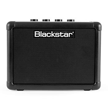 Blackstar FLY 3 Battery Powered Guitar Amplifier, 3W