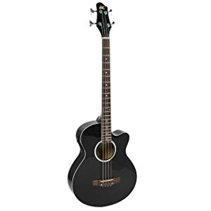Best Choice Products Acoustic Electric Bass Guitar