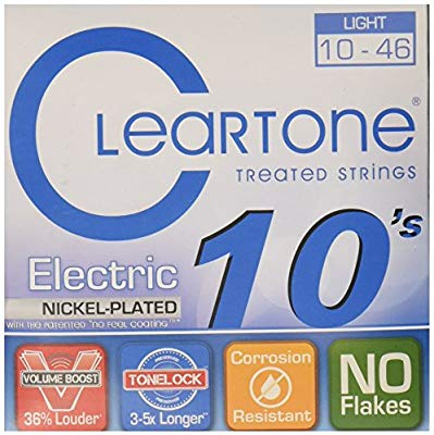 Cleartone 9410 Electric Guitar Strings