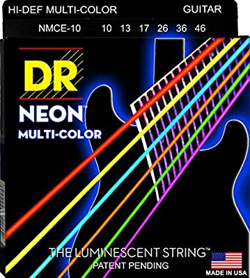 DR Strings NMCE-10 DR NEON Electric Strings