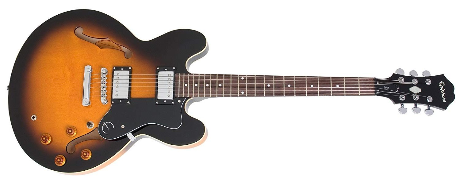 Epiphone DOT ES Style Semi-Hollowbody Electric Guitar