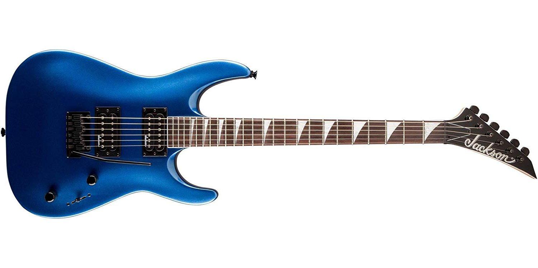 Jackson JS22 Dinky-Metallic Blue