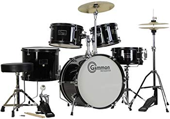 Gammon 5-Piece Junior Starter Drum Ki