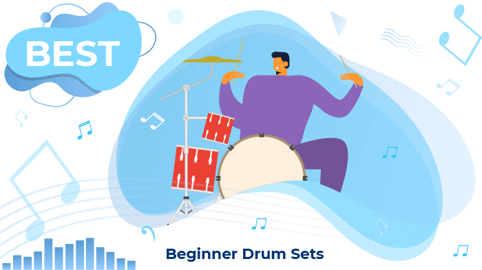 beginner drum sets