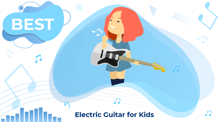 electric guitars for kids