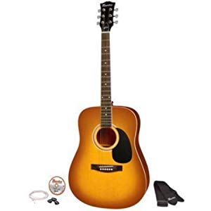 Maestro By Gibson - 6-string Full-size Acoustic Guitar - Honey Burst