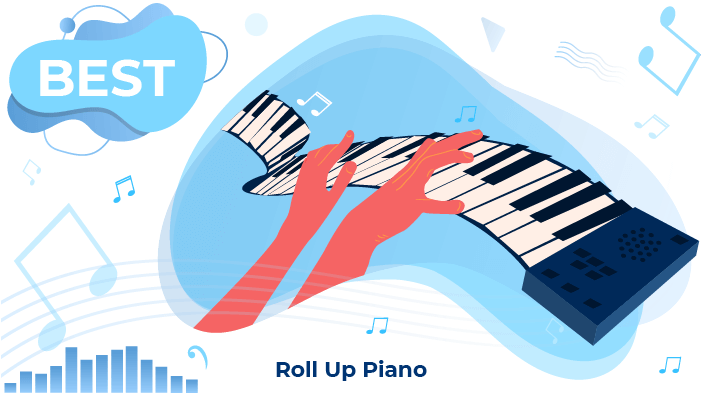 Best Roll Up Piano In 2019: Reviews & Ratings - Music Groupies