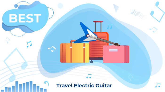 travel electric guitars