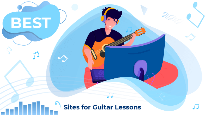 sites guitar lessons